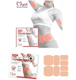 MYMI MYMI 24 Upper Body Afslankpleisters voor het Bovenlichaam - Bekend van TV | Daverend Succes bij de Bestrijding van Cellulitis en Vetverbranding | Pleisters Verminderen Gewicht Zonder Risico | Afslanken Buik en Taille | Gewichtsverlies Armen