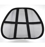 Banzaa ComfortTrends Rugsteun Ergonomisch 39 x 38 cm - Geschikt voor bureau/auto stoel.