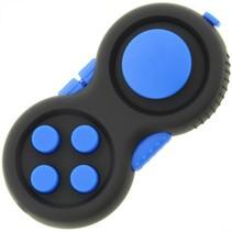Calm Pad Fidget Pad – Wriemelpad  zwart blauw