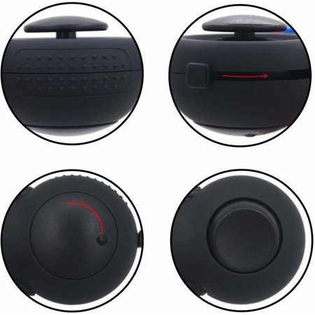 Banzaa Calm Pad Fidget Pad – Wriemelkubus – Anti Stress Speelgoed – Fidget Cube – Wriemel Stick –  Blauw