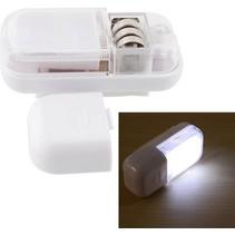 Led magneet sensorlamp voor kamers, kasten, laden,