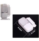 Benson Led magneet sensorlamp voor kamers, kasten, laden, carvans, boten etc.