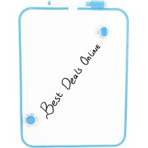 Benson Office Magnetisch Whiteboard blauw