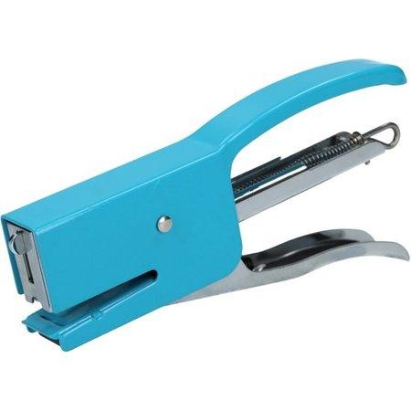 BDO Benson Nietmachine met 400 Nietjes Blauw | Niettang | Kantoorbenodigdheden | Nieter | Kantoor en School