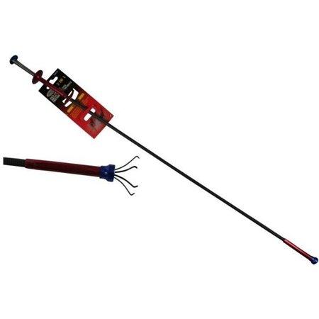 Hofftech Flexibele Pick up Tool om Spullen uit moeilijk Bereikbare Plaatsen te halen Rood Blauw Zwart – 60cm   Multifunctionele Grijper voor het Oppakken van Kleine Objecten