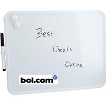 Whiteboard Set - Met Magneten & Marker Toebehoren -