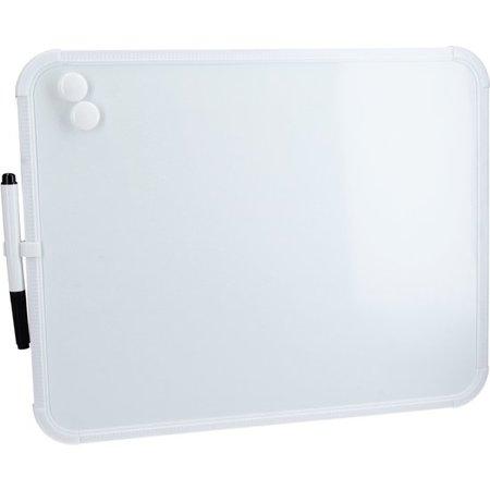 Banzaa Whiteboard Set - Met Magneten & Marker Toebehoren - 36x28CM