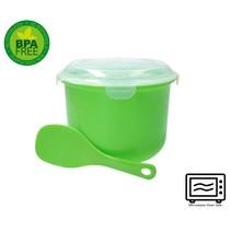 Groene Magnetron Rijstkoker