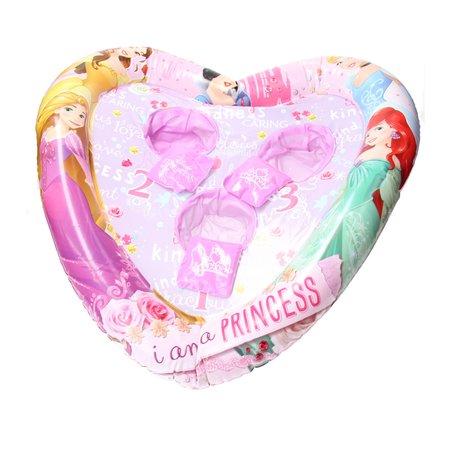 Disney Princess Disney Princess opblaasbaar gooizakjesspel - Beanbag Toss Game
