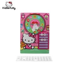 Leer Klok kijken met Hello Kitty