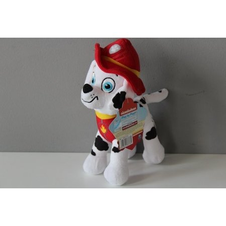 Paw Patrol Paw Patrol - Marshall - knuffel -Pluche -20 cm