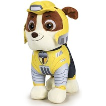 PAW Patrol knuffel Rubble Mighty Pups 28cm