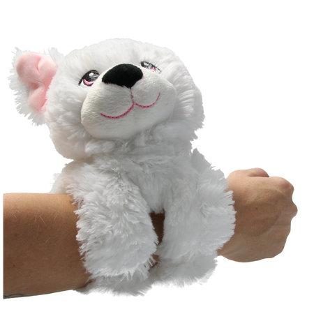 Snuggiez Snuggiez pluche Hond Milky 20cm