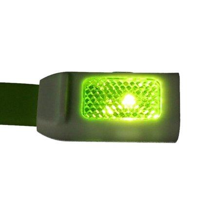 Banzaa Led fiets verlichting setje | flexibele fietsverlichting  | fel wit licht  | 2 stuks