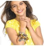 BDO Charmazing Wildlife Collection Armbandjes met Dieren bedels – 16x15x3cm   Sieraad met Hangers   Bracelet   Polsbandje   Bedelarmbandjes maken   Armbandjes voor meisjes   Polsbandjes