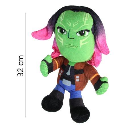 Marvel Guardians of the Galaxy Gamora Pluche knuffel 32cm