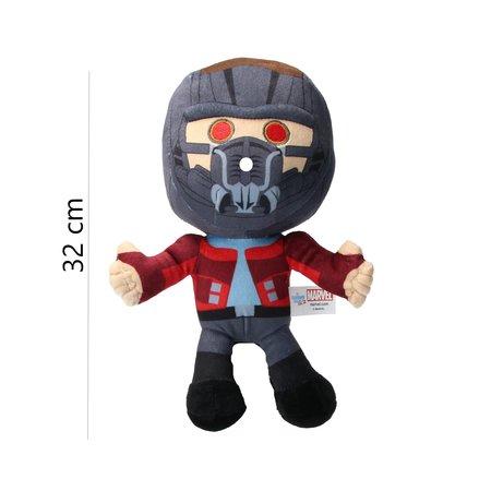 Marvel Guardians of the Galaxy Star Lord Pluche knuffel 32cm