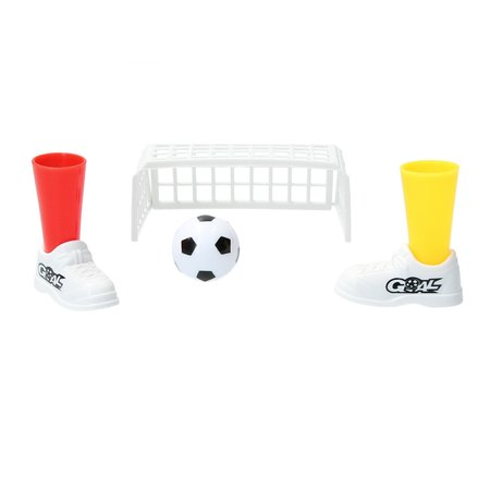 Banzaa Vinger voetbal setje | mini tafel voetbal spel | voetbalspel