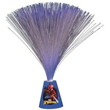 Marvel Global Industry Decoratieverlichting Spider-man 33 Cm Blauw