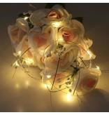 Banzaa 100 ledverlichting Warm Wit voor Indoor Gebruik – 125 cm | Lichtsnoer Lampjes voor Feesten en Partijen | Sfeerverlichting