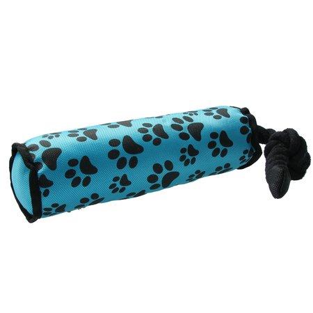 Banzaa Hondenspeelgoed Speeltouw Flostouw Apporteerspeelgoed Blauw