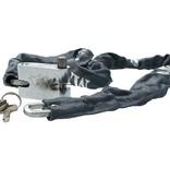 Banzaa AC Kettingslot van Roestvrijstaal voor de Motor, Brommer en Scooter – 100x3cm | Motorrijden | Veilig stallen van uw Voertuig