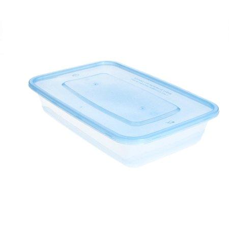 Cosy & Trendy Cosy & Trendy Voedsel-Voorraaddoos set van 2 stuks blauw