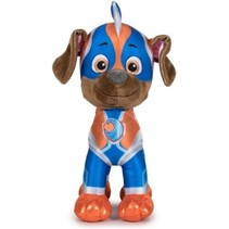 Paw Patrol knuffel Zuma Mighty Pups Super Paws  30cm