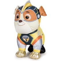 Paw Patrol knuffel Rubble Mighty Pups Super Paws 27cm