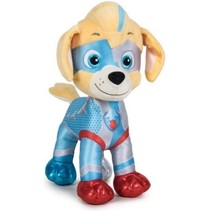 Paw Patrol knuffel Tuck  Mighty Pups Super Paws 30cm