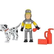 Brandweerman Sam Penny & Schnuffi speelfiguren