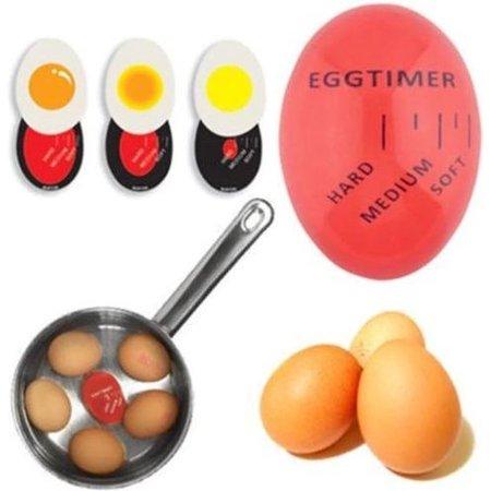 Banzaa Kleur Veranderende Ei Wekker / Timer / Eierwekker / Egg Timer / Eierkoker / Keuken Gadget®