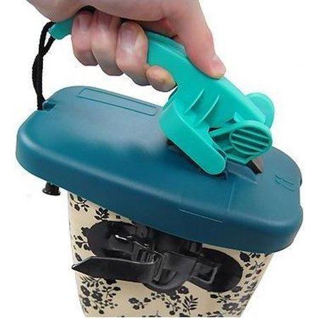 Banzaa Wellitop Laarzendeksel voor op de Bovenkant van uw Laars – 22x12x10cm | Afsluiter voor Schoen | Drager voor Kaplaarzen