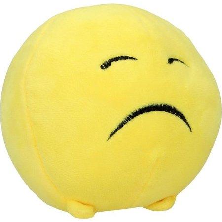 Emoji Toyworld Emoji Pluchen Knuffel Verdrietig – 11x11x12cm | Emoticons | Speelgoed | Kinderen