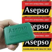 Asepso Desinfecterende Zeep - Handzeep 3 Pack