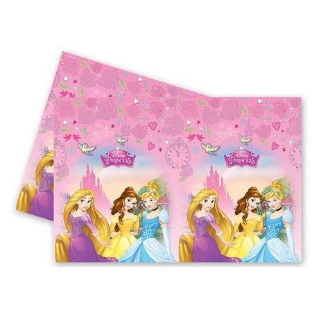 Disney Princess Disney Tafelkleed Princess 120 X 180 Cm Roze