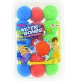 Toi-Toys Toi-toys Splashballen Blauw/groen/rood 15 Stuks