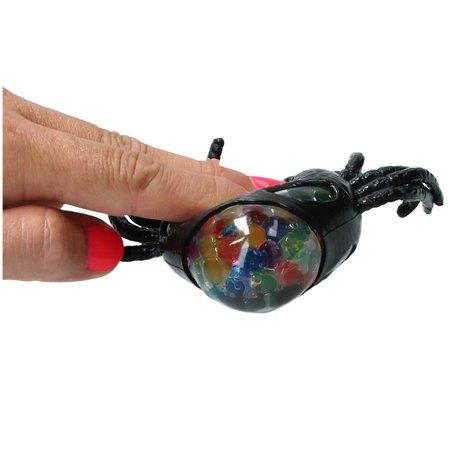 Banzaa Orbeez Stressbal Spin voor kinderen – Stress Speelgoed – Squishy – Zwart