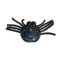 Orbeez Glitter Stressbal Spin voor kinderen – Squishy – Zwart