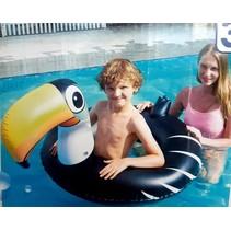 Reuzenzwemband Toekan 98cm zwemband