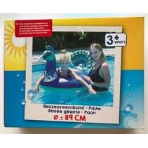 Reuzenzwemband Pauw 89cm Zwemband