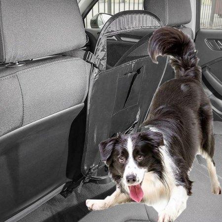 Beasty Auto honden barrière - 70 x 60 cm