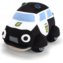 Pluche Politie auto - Paulie Police