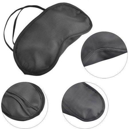 Travel Pillow Opblaasnekkussen 2 Stuks + 2 Gratis Oogmaskers – 27x42cm | Reiskussen Opblaasbaar | Duopack met Slaapmaskers | Comfortabel Slapen Onderweg | Autokussen