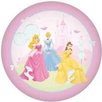 Disney Princess wandlamp - of plafondlamp - Roze
