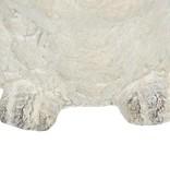 Banzaa Klein Tuinbeeld Kip - 12x13x7 cm | Stenen Kippen Beeld Tuindecoratie | Stenen Kip Dierenbeeld voor in de Tuin