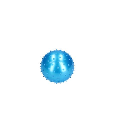 Banzaa BDO Massagebal 2 Stuks – 10cm – Ideaal voor Binnen – Speelbal – Educatief Stevig – Stressbal – Blauw
