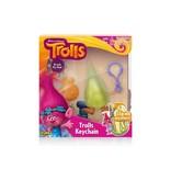 Trolls Trolls Fuzzbert Sleutelhanger – 10cm | Bagclip Filmfiguur | Speelgoed Tassenhanger