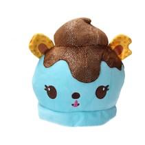 Num Noms Cup cake knuffel met geur 20cm Blauw