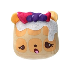 Num Noms Cup cake knuffel met geur 20cm Geel